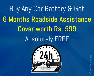 Roadside Assistance Offer