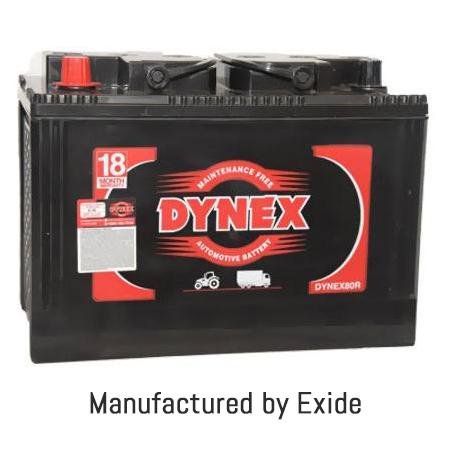 DYNEX FDY0-DYNEX80R