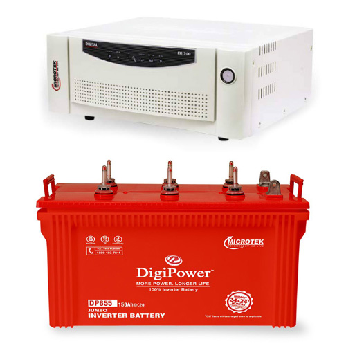 Digital UPS EB 1100 and DigiPower DP 855