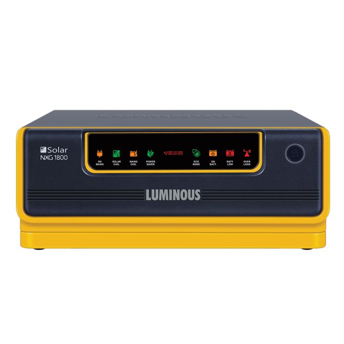 Luminous Solar Inverter - NXG 1800