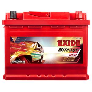 Exide FMRO-MRDIN55 RED