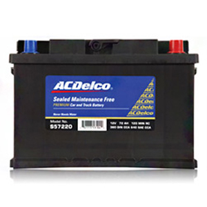 Ac Delco Battery Warranty >> ACDelco Car Battery - Buy ACDelco Car Batteries Online in India: BatteryBhai.com