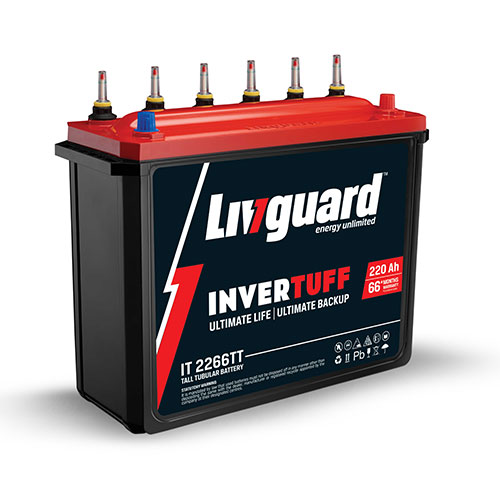 Livguard Invertuff It 2266tt Inverter Battery At Best Price Buy Livguard Invertuff It 2266tt Online