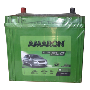 Toyota Camry Petrol Battery