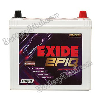 Exide EPIQ45L