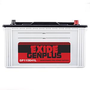 Exide Genplus GP115E41L