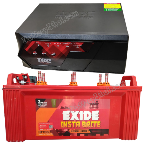 MAGIC 625VA Home UPS and Exide Insta Brite IB1500