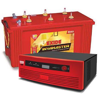 Inverterz GQP 850 and Exide InvaMaster IMST1500