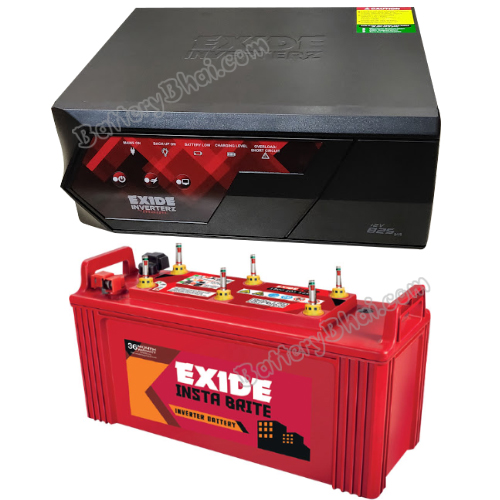 MAGIC 825VA Home UPS and Exide Insta Brite IB1500