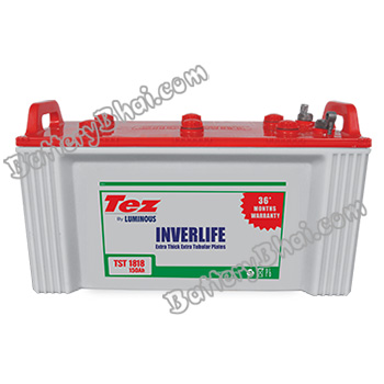 Buy Luminous Inverter Battery Luminous Tubular Batteries