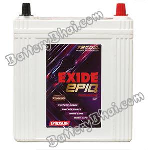 Exide EPIQ35LBH