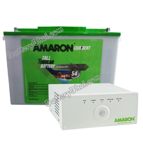 880 Sine Wave UPS and Amaron AAM-CR-AR150TT54