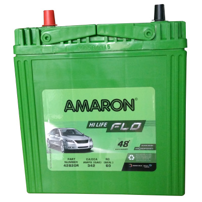 Amaron AAM-BL-0BL400RMF Car Battery at Best Price, Buy ...