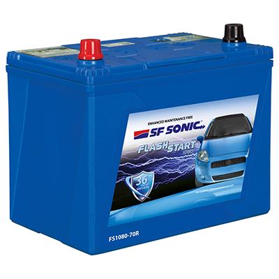 SF Sonic FFS0-FS1080-70R Car Battery at Best Price, Buy SF