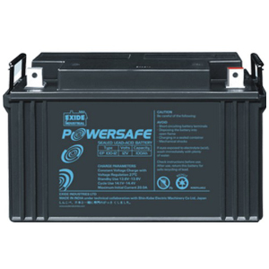 Exide Powersafe Smf 12v 100ah Battery Smf Vrla Battery At