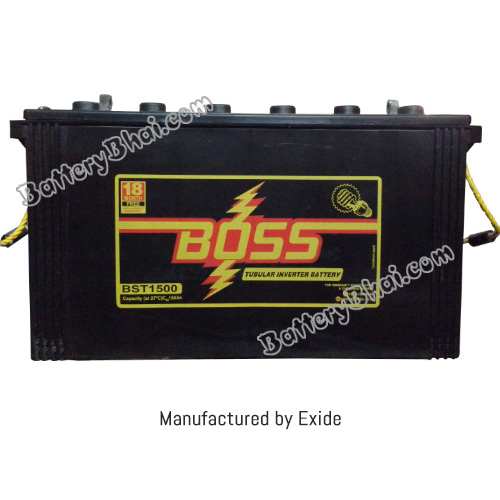 Exide BOSS BST1500